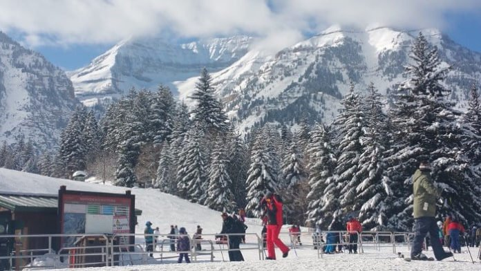The best places to go skiing in Utah