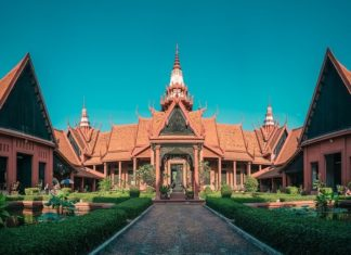 Phnom Penh vacation package deals save on flight from LA & hotel