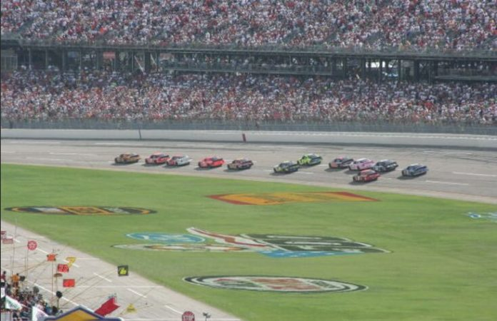 Win a free trip to a NASCAR race in Daytona or Talladega