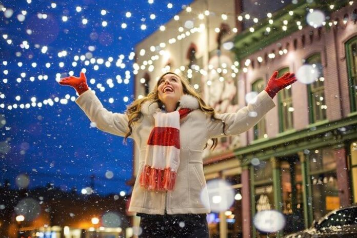 Win a role on a Hallmark Christmas movie taped in Canada
