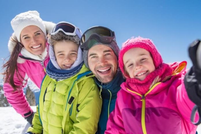 Where to stay in Italy for a ski holiday for families with children
