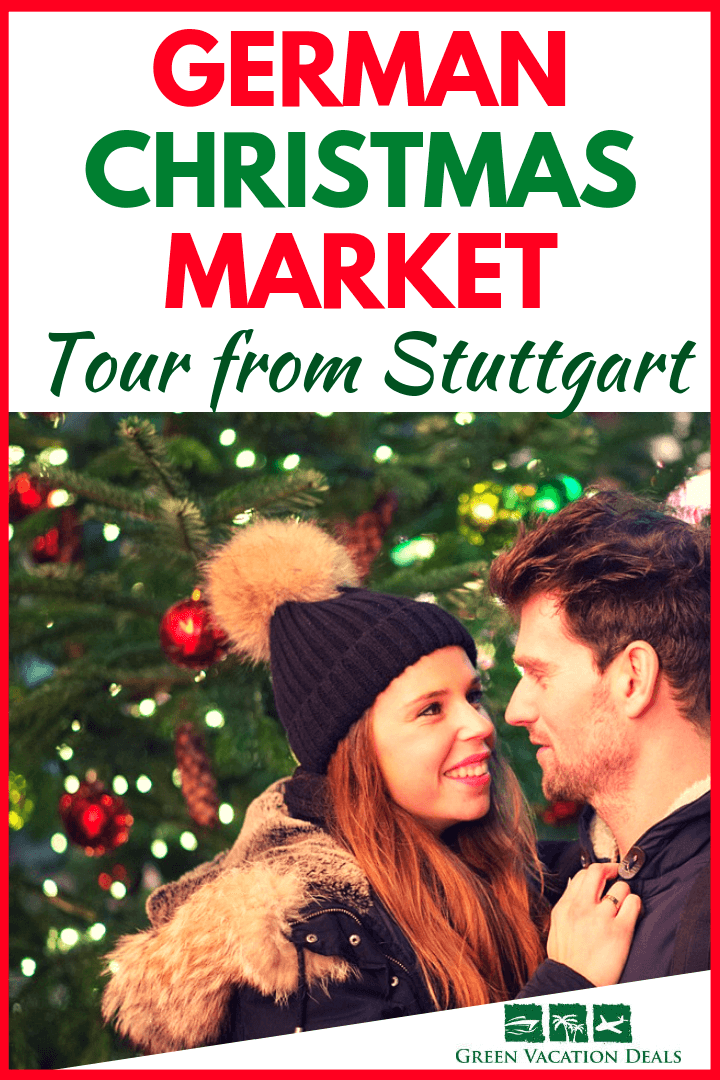 10% off a 4-day German Christmas market tour holiday from Stuttgart. Price includes 3-night stay at 4-star hotel accommodation in Stuttgart, train fare, breakfasts. See one of Europe's prettiest Christmas market in Stuttgart, see Heidelberg's Christmas market & ice rinks in Karlsplatz. In Baden-Baden, visit Friedrichsbad (one of Germany's oldest thermal spas), Roman Ruins, Casino, Christkindelsmarkt in winter fairy tale setting surrounded by Black Forest & mountains