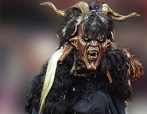 Save up to $15 on admission to Baltimore haunted house with Krampus