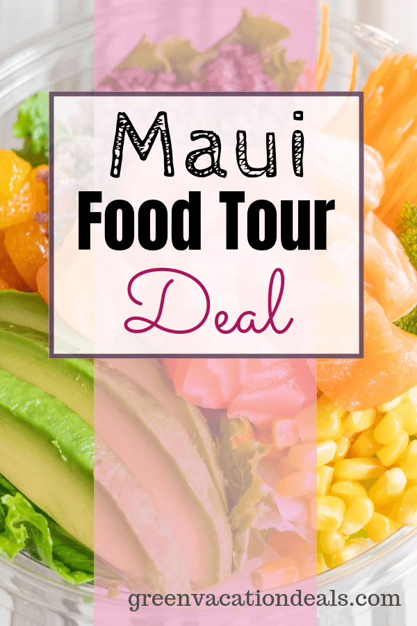 Discounted price for the Authentic Taste of Maui Tour. You'll be picked up in a luxury Mercedes van & you'll learn about the culture & history of Maui from your local guide. Also see Maui's notable sights along the way. During the tour, you'll get to visit 7 different Maui food locations, where you'll get to sample over 17 different local dishes. You'll end the tour at a family owned local brewery where you'll get to taste locally brewed beer – plus you can eat another local dish!