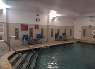 Hotel in Mooresville NC with an indoor pool