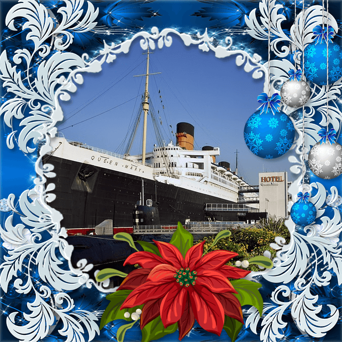 Save money on holiday event at Queen Mary in Long Beach CA