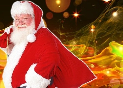 Meet Santa & more at San Antonio Texas Zoo Lights