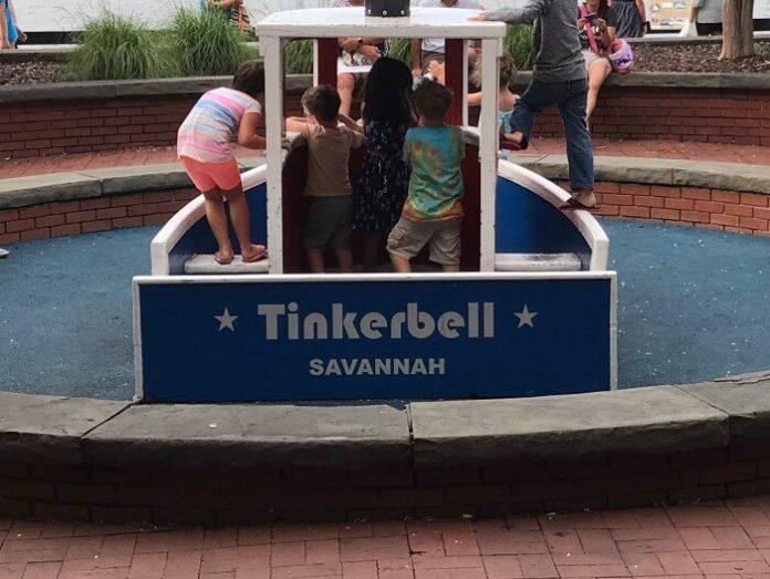 How to find kid friendly activities in Savannah Georgia