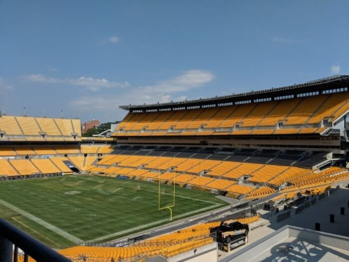 Win flight to Pittsburgh, tickets to Steelers/Chargers game & Steelers alumni dinner at Heinz Field