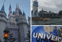 Flash sale discounted tickets to Universal, Disney World, SeaWorld