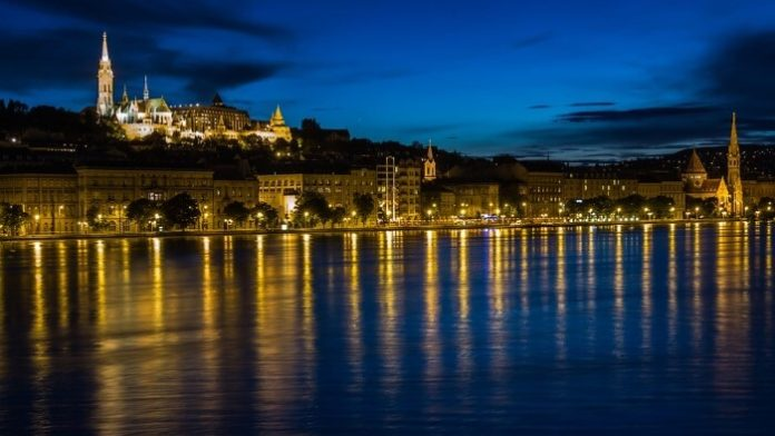 How to spend New Year's Eve in Budapest HUngary