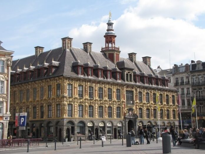 Where to stay in Lille in Northern France