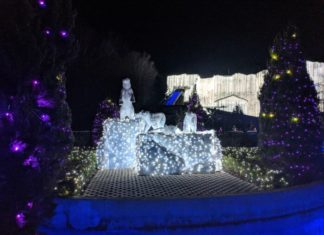 Advice for attending Williamsburg Virginia holiday event