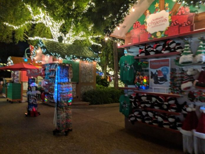 Best holiday events in San Antonio SeaWorld Six Flags Zoo Lights Nutcracker