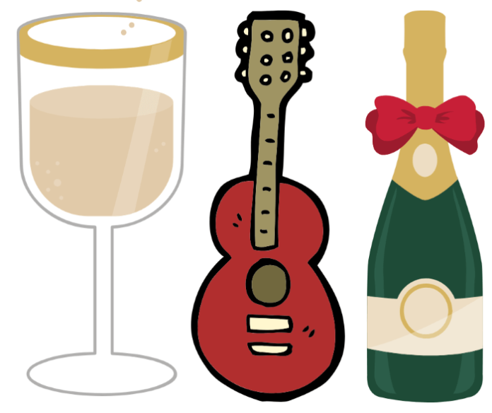 Discount ticket for Classic Rock New Year's Eve Party in Cedar Rapids, Iowa