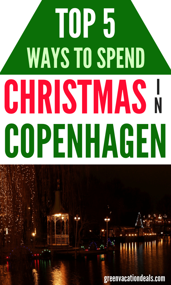 If you are going to be visiting Copenhagen, Denmark this holiday season and you would like to enjoy distinctly Danish Christmas experiences, then make sure you check out these 5 activities. Find out what Green Vacation Deals picked as the best Copenhagen Christmas events