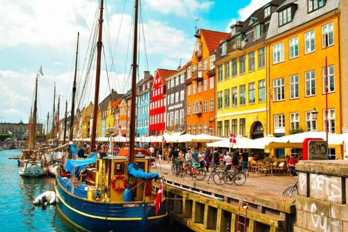 Enter Go Places Copenhagen Sweepstakes for a free vacation