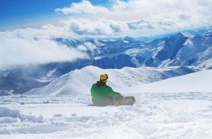 Best ski hotels in Gudauri Georgia