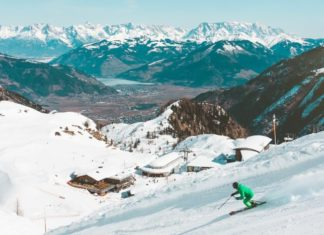 Best Austrian Alps hotels near skiing in Kaprun near Salzburg
