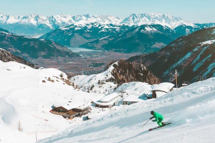 Best Austrian Alps hotels near skiing in Kaprun near Salzburg