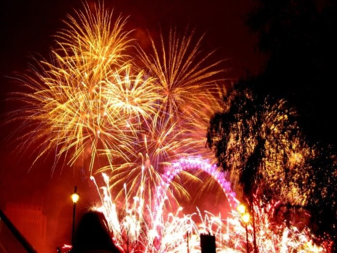 Where to spend New Year's Eve in London