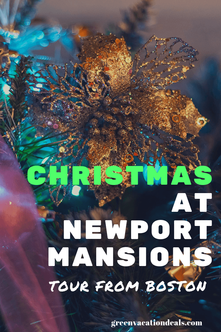 This holiday season, escape from Boston city life for a day & enjoy the beauty of the Christmas decorations in Newport? Roundtrip travel is provided in this discounted tour from Boston, Massachusetts to Newport, Rhode Island. Once in Newport, you can enjoy the beautifully decorated mansions & beach vistas & tour inside the famous Breakers & Marble House & learn about the Vanderbilt family. Also you can do some Christmas shopping & enjoy sightseeing along Ocean Drive