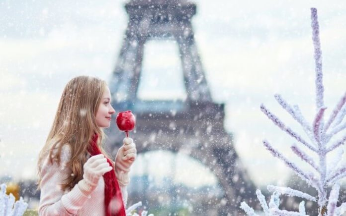 How to spend holiday season in Paris France