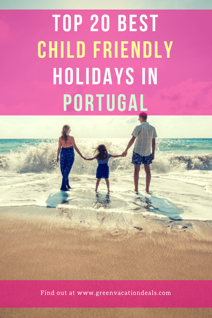Find out what your best bets are for a child-friendly holiday in Portugal (Algarve, Lisbon, Albufeira, Funchal, etc.) & how to book these luxury family resorts for the lowest price. Must read travel advice for families with children