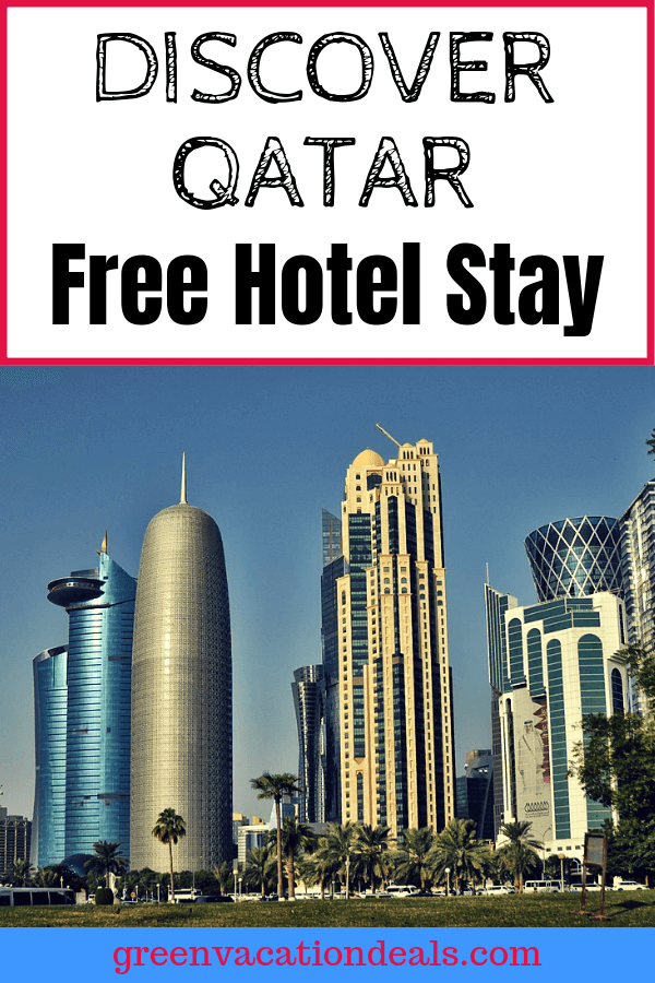 Planning an international flight? Book a flight with Qatar Airways that has a stopover in Doha, Qatar to save you money & get a chance to discover Qatar – for free! Add Doha, Qatar as a flight destination in the middle of your flight & get a free 1-night or 2-night hotel stay in Doha!