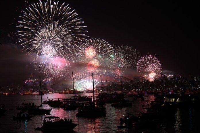 Best ways to spend New Year's Eve in Sydney Australia