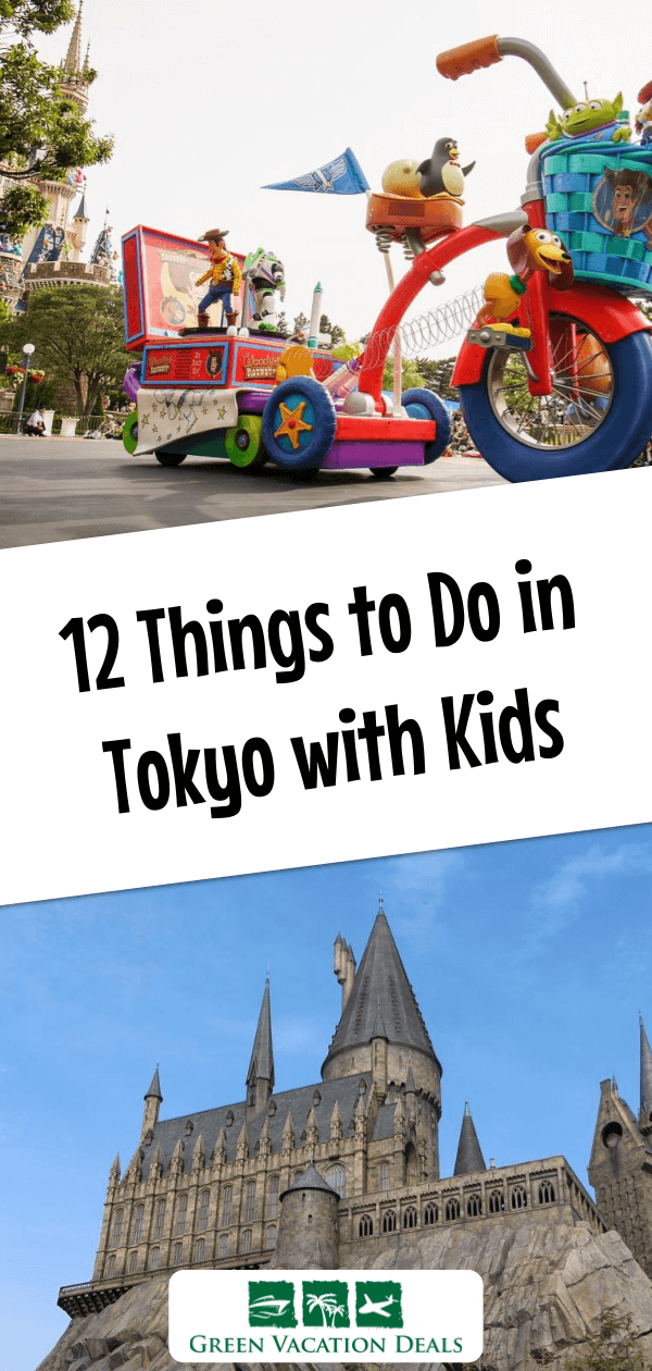Family travel advice: fun activities children will enjoy in Tokyo, Japan. Find out how to book (at discount rates) Tokyo Disneyland & Disneysea, JOYPOLIS, Railway Museum, Owl Cafe, Robot Restaurant Show, Edo Wonderland, J-WORLD, Fuji-Q, Haunted Hospital, Thomas Land, 4-D flight experience, Mt Fuji Area Tour with Lake Cruise, Odawara-jo Castle Park, TOKYO SKYTREE, Sumida Aquarium, Universal Studios overnight experience with Wizarding World of Harry Potter