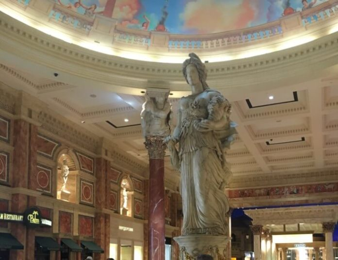 Win flight to Las Vegas, stay at Caesar's Palace, Celine Dion concert tickets