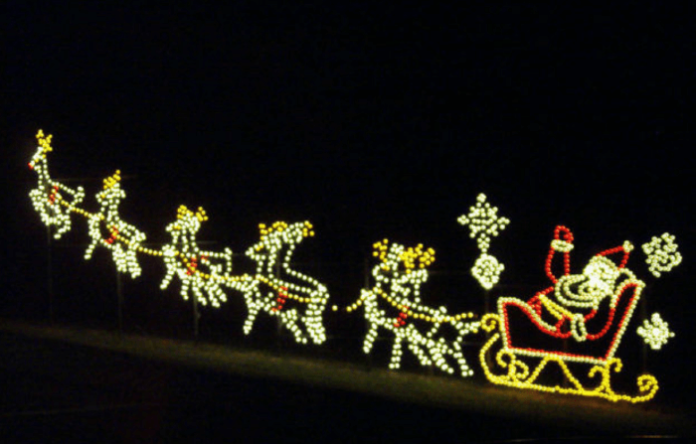 Save on Zoomtown Lights in Avondale, Arizona Christmas event