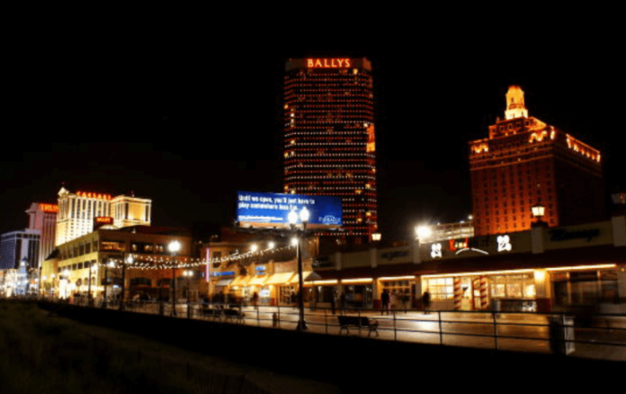 Save on New Year's Eve at Bally's Atlantic City New Jersey