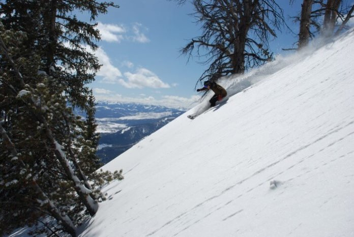 Best Jackson ski-in ski-out resorts Wyoming travel tips