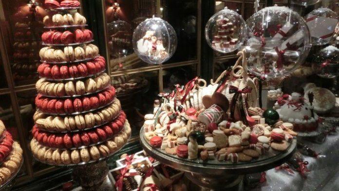 Christmas food & drinks tour of Copenhagen Denmark