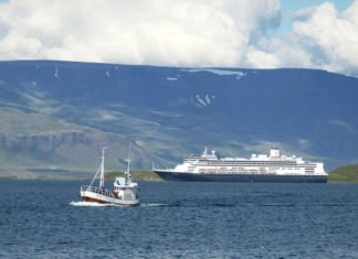 Win a free 10 day cruise in Iceland