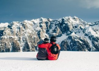 Most romantic ski vacations France, Switzerland, USA, Canada, Austria