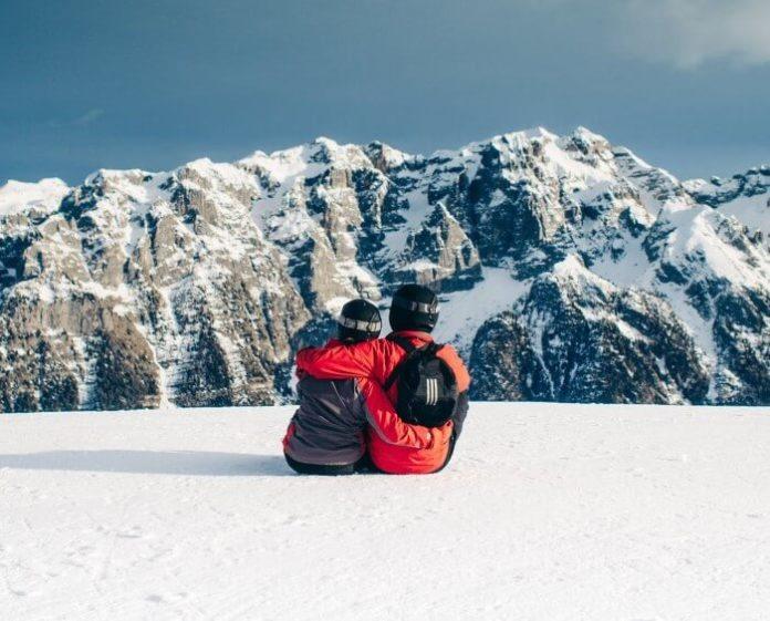Most romantic ski vacations France, Switzerland, USA, Canada, Austria
