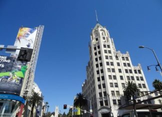 Win a free trip to Los Angeles California