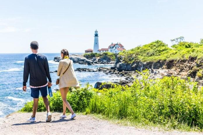 Enjoy romantic getaway in Portland Maine at hotel with high customer reviews