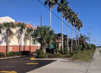 Quality Inn St. Augustine Beach Florida is gorgeous