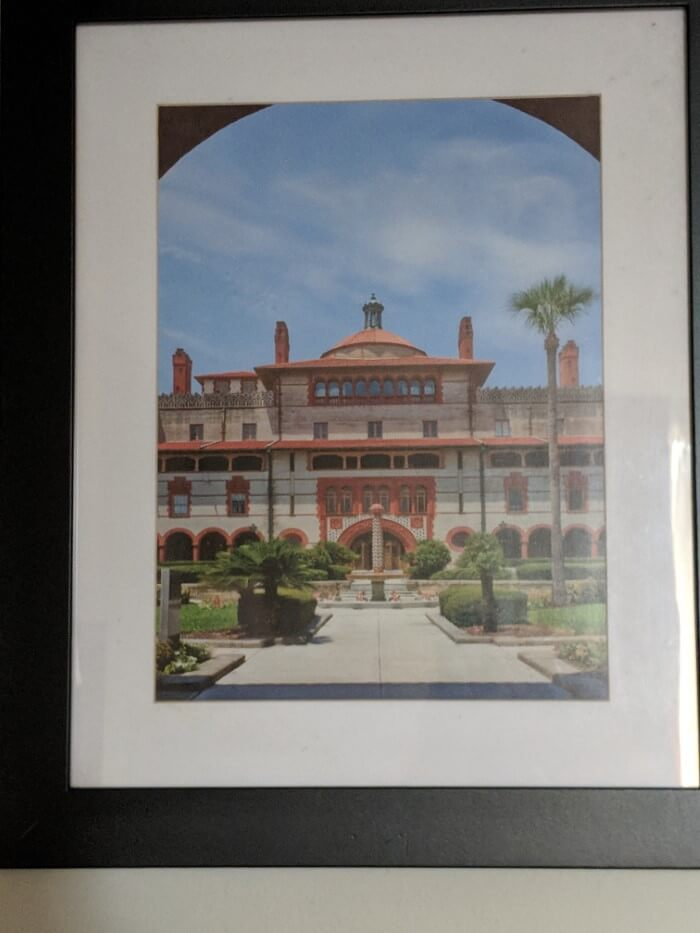 Historic St. Augustine picture at Quality Inn St. Augustine Beach hotel room