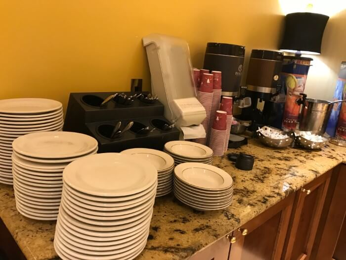 Get free breakfast that runs late at West Virginia casino hotel