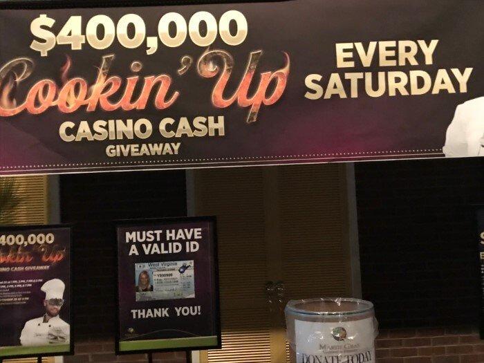 Mardi Gras Casino is largest casino in all of West Virginia
