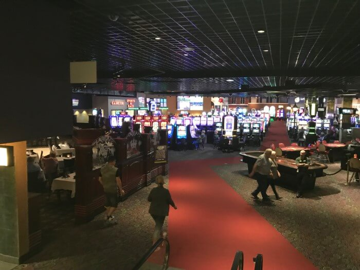 Best casino in West Virginia is near Charleston