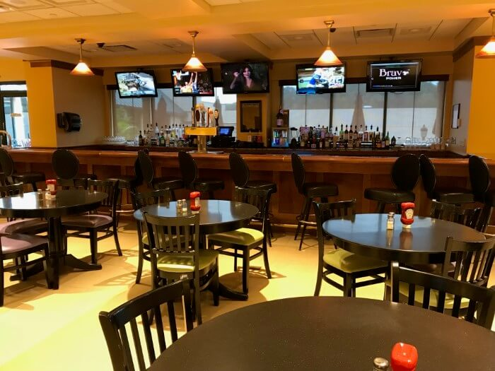 Lots of dining options a perk of staying at West Virginia hotel Mardi Gras