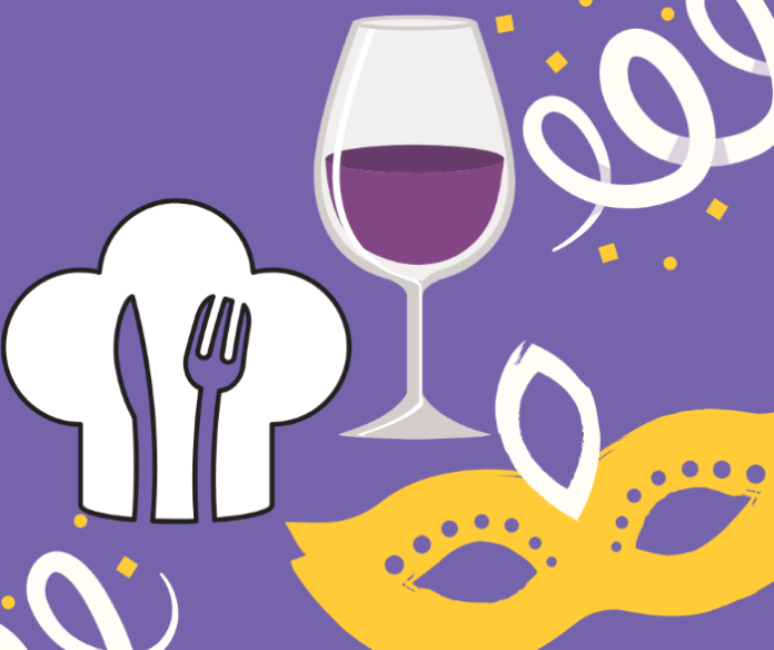 Win a free trip to New Orleans for a food & wine experience