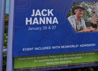 See Jack Hanna in special SeaWorld Florida event & get discounted tickets