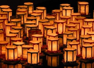 Discounted admission to Water Lantern Festival in Savannah GA